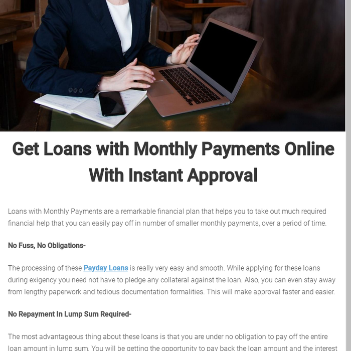 loansmonthlypayments · Posts