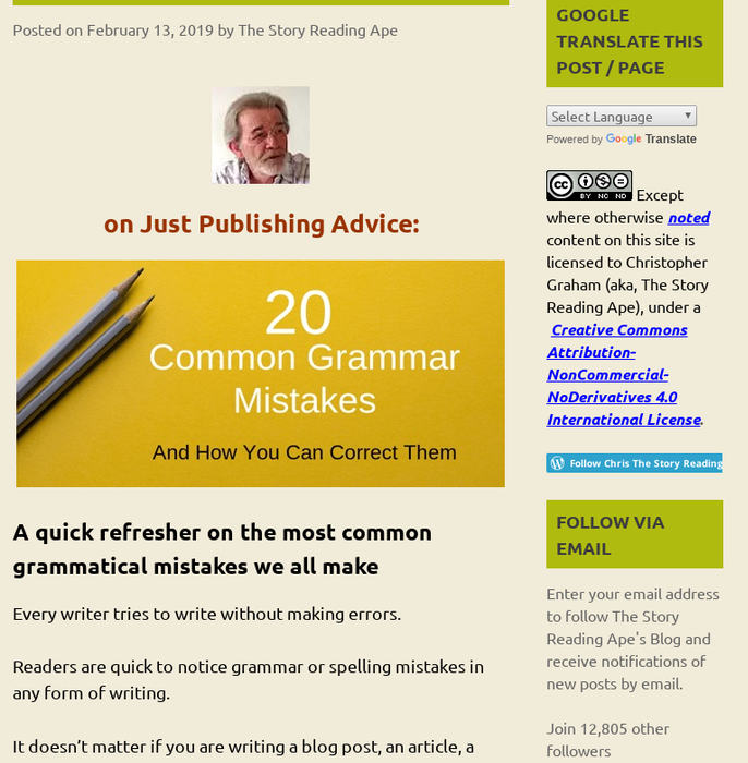 Mix · 20 Common Grammar Mistakes And Grammatical Errors To Avoid
