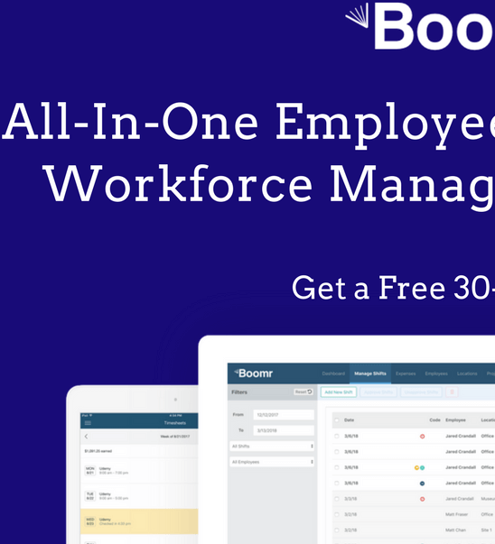 employee time tracking software free