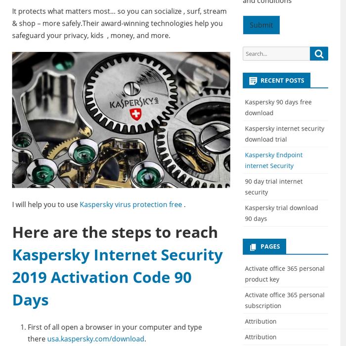 kaspersky total security 2018 key 365 days free