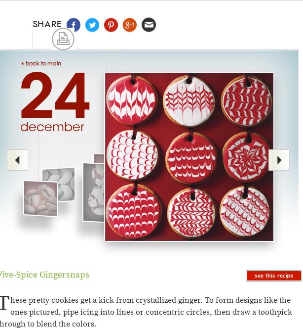 Mix 25 Days Of Christmas Cookies Christmas