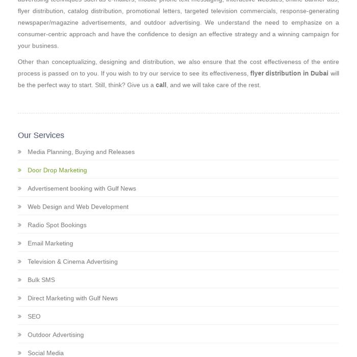 adalladv · Creative Marketing & Advertising Company in Dubai