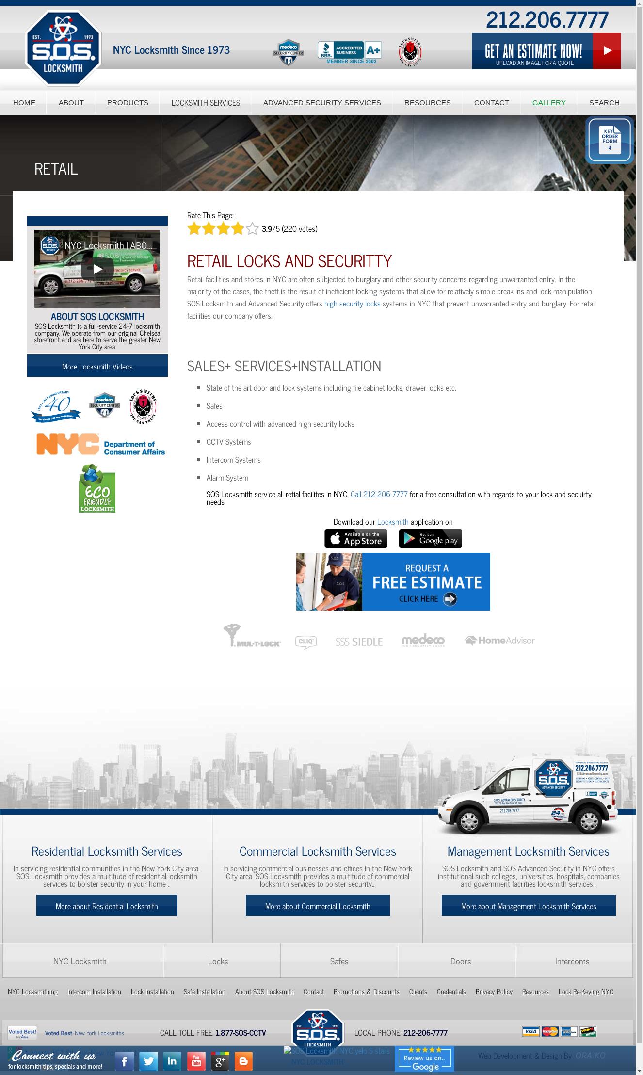 Mix · Search Domain · soslocksmith com