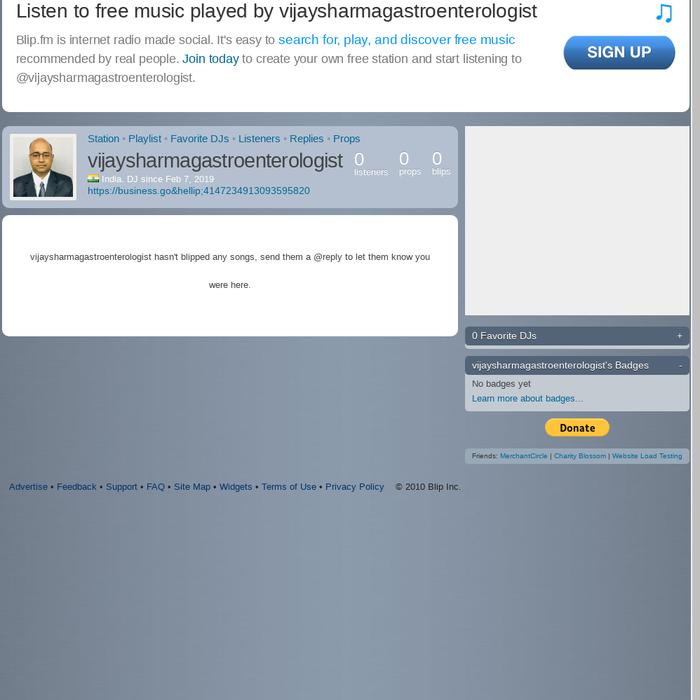 Mix · Search Domain · blip fm