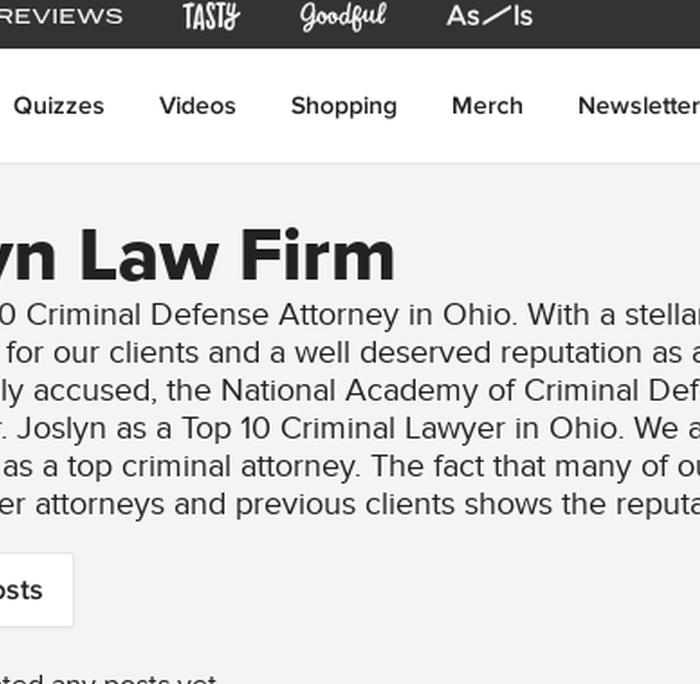 Mix · Joslyn Law Firm (daytonohlawyer) on BuzzFeed