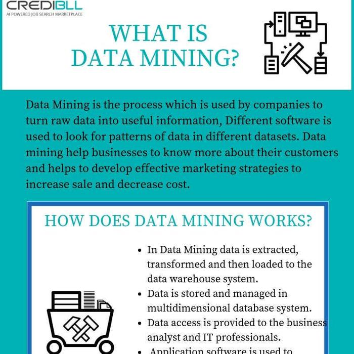 Mix · WHat is Data Mining