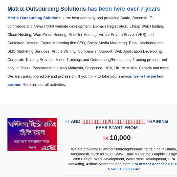 matrixosbd · Posts