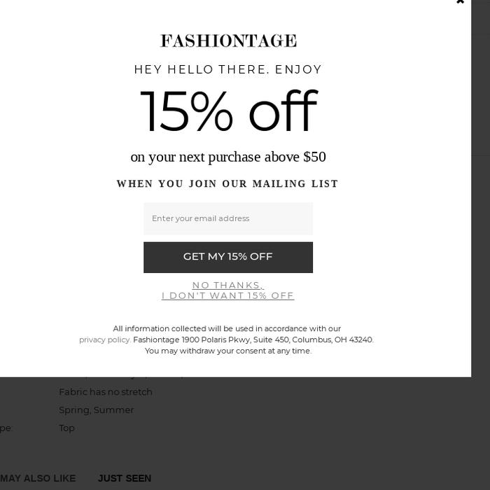573d4ab35c1a7 ... Shop Women s Multicolor Striped Asymmetric Open Shoulder Ruffle Detail  Top at Fashiontage