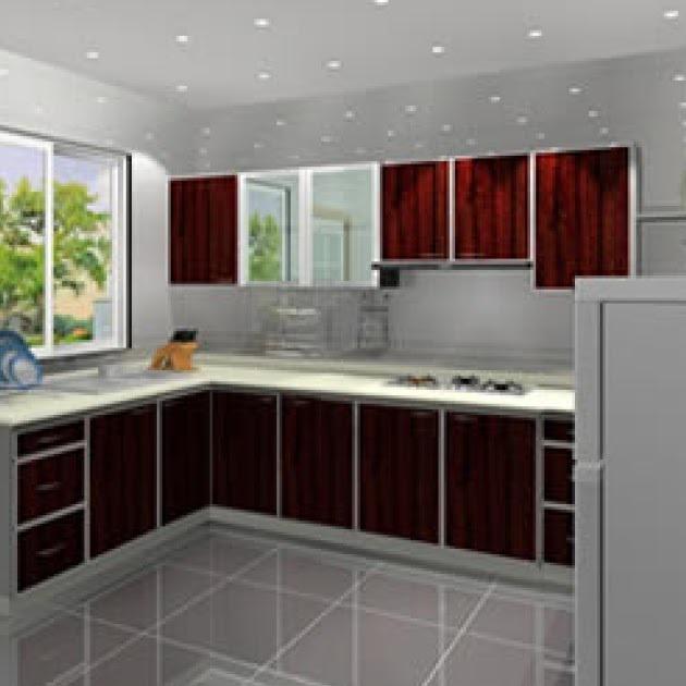Mix Kitchen Interior Designs In Nigeria