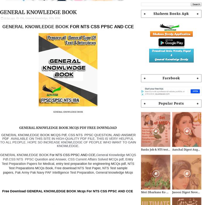 Mix · general knowledge books.
