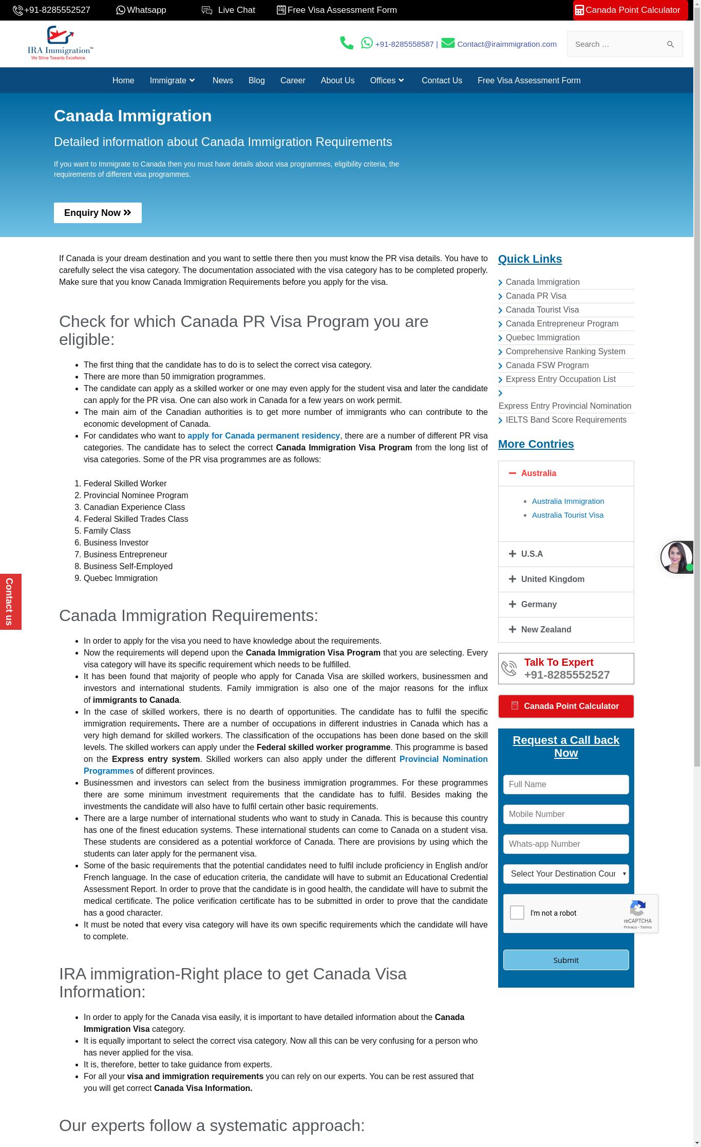 palakyadav · Canada Permanent Resident Visa · Posts