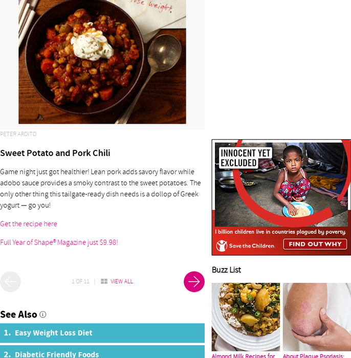 Mix · 10 Healthy Sweet Potato Recipes
