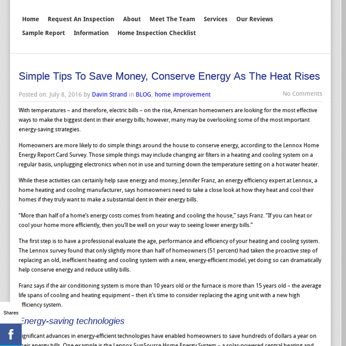 Mix · Simple Tips To Save Money, Conserve Energy As The Heat