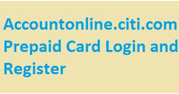 Citibank Prepaid Login >> Mix My Account Citi Prepaid Card Register Www Login Wirecard Com