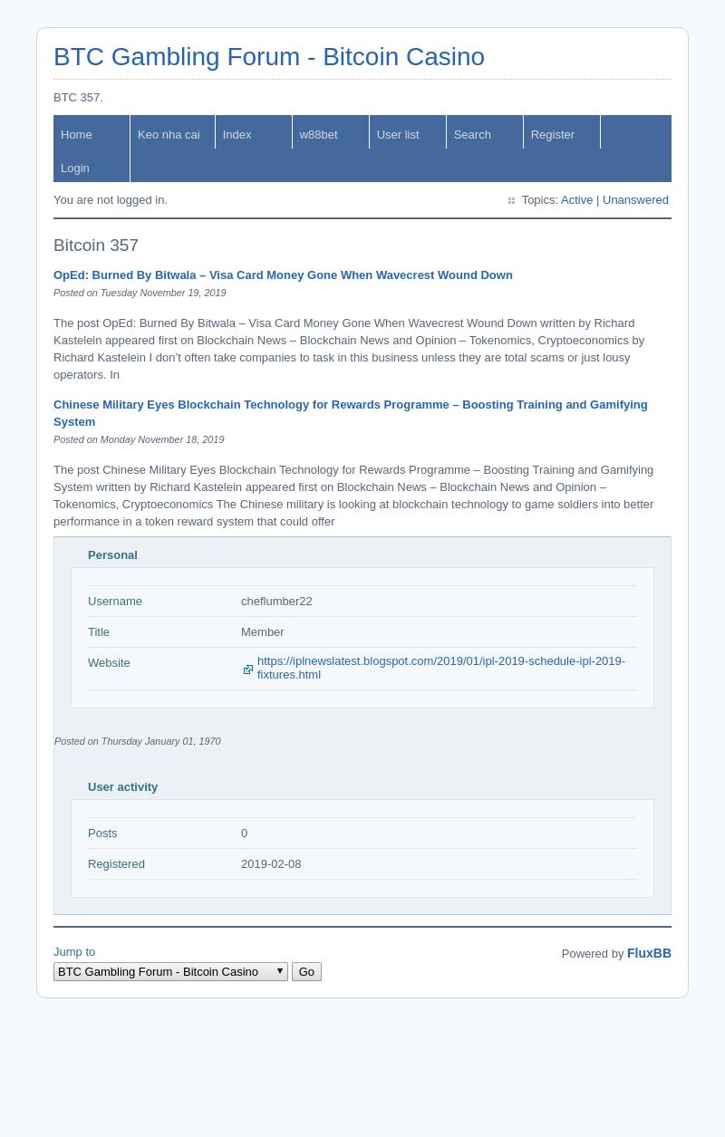 Mix · cheflumber22's profile / BTC Gambling Forum - Bitcoin
