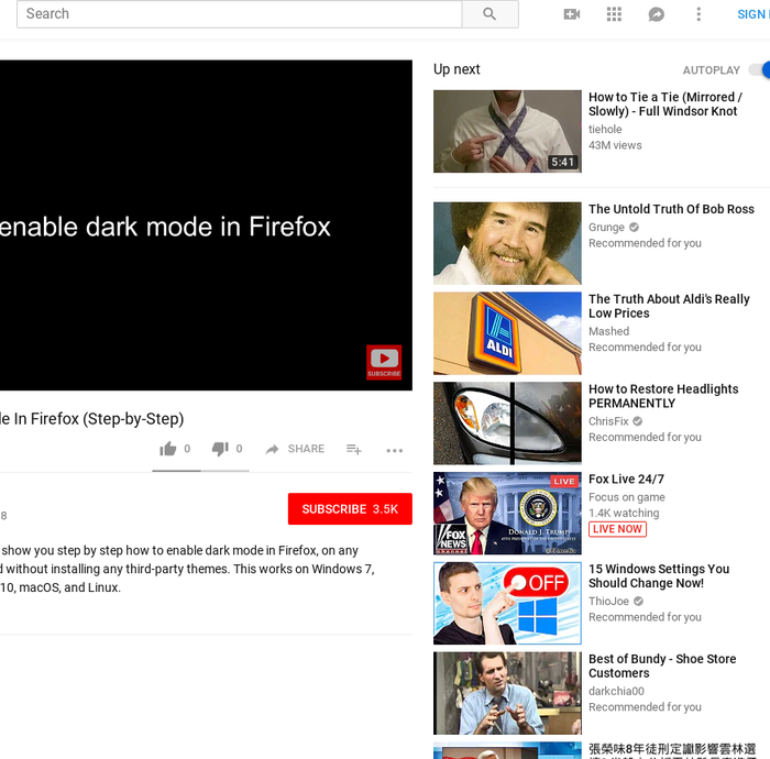Mix · How To Enable Dark Mode In Firefox (Step-by-Step)