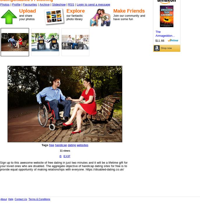 Bedste handicappede dating uk