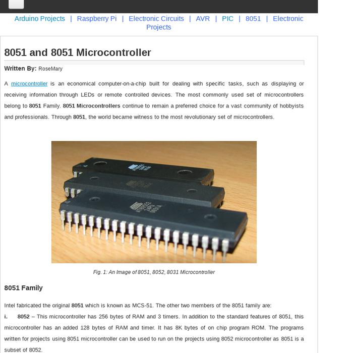 Mix · 8051 Microcontroller Tutorial | Atmel 8051 Architecture