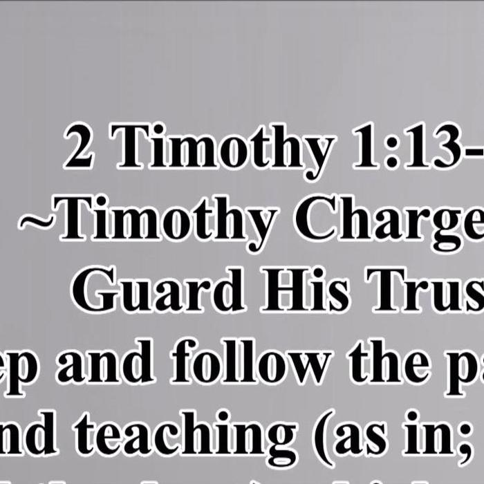 2 timothy 4 commentary