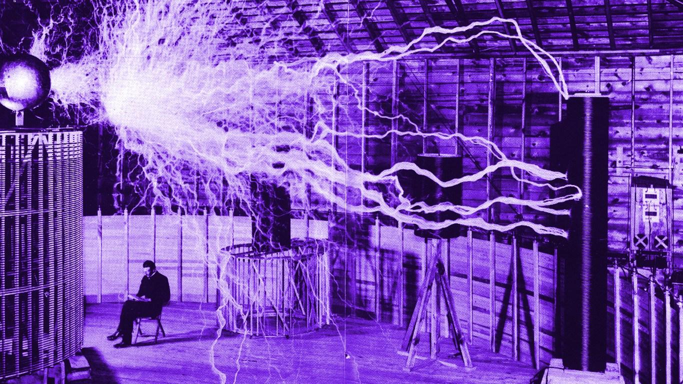 Mix Nikola Tesla Ufo And Dynamic Theory Of Gravity Genius