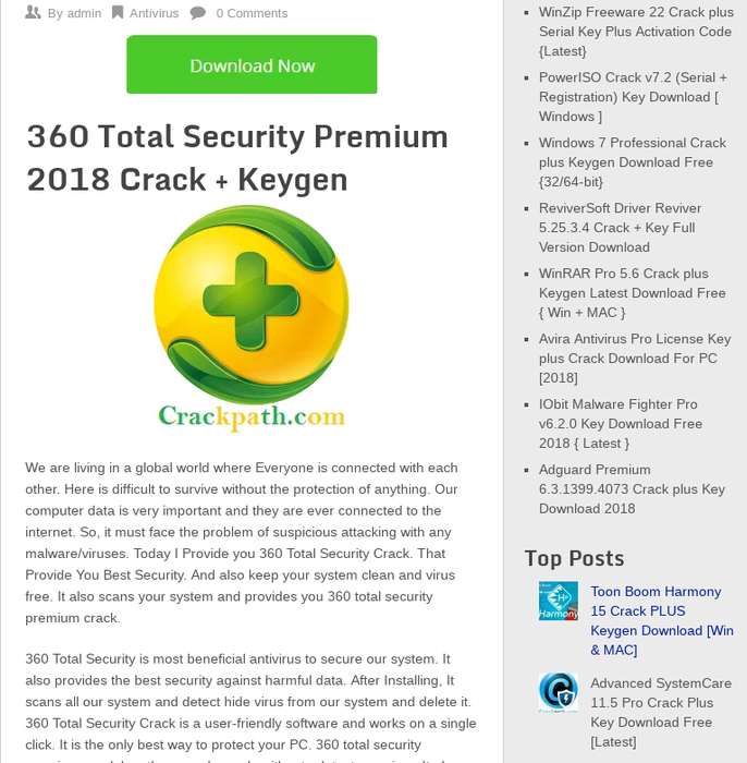 360 total security free download