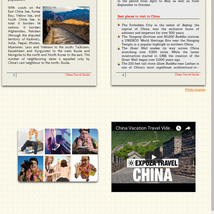 China Travel Guide Pdf