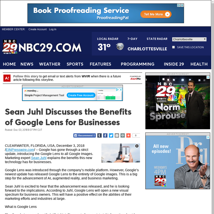 Mix · Sean Juhl Discusses the Benefits of Google Lens for