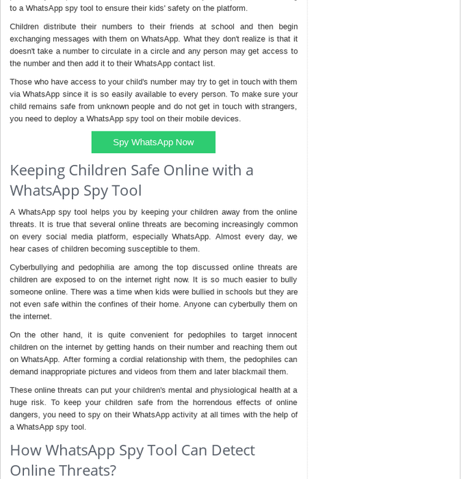 Mix · A WhatsApp Spy Tool Protects Your Kids from Online Threats