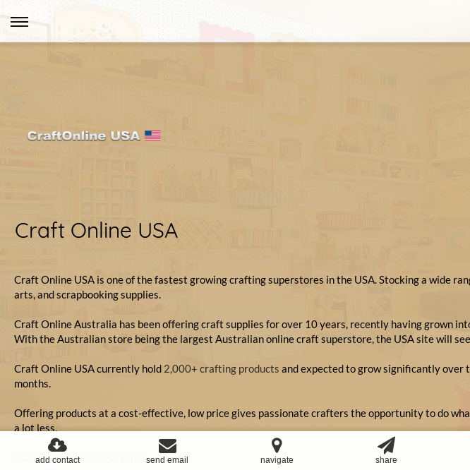 Mix Craft Online Usa