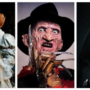 Mix 16 Terrifying Horror Movie Costume Ideas For Halloween