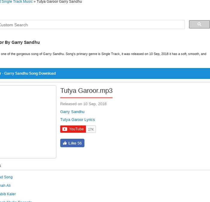 Download do gallan mp3 song garry sandhu | lets talk | djdhattu.