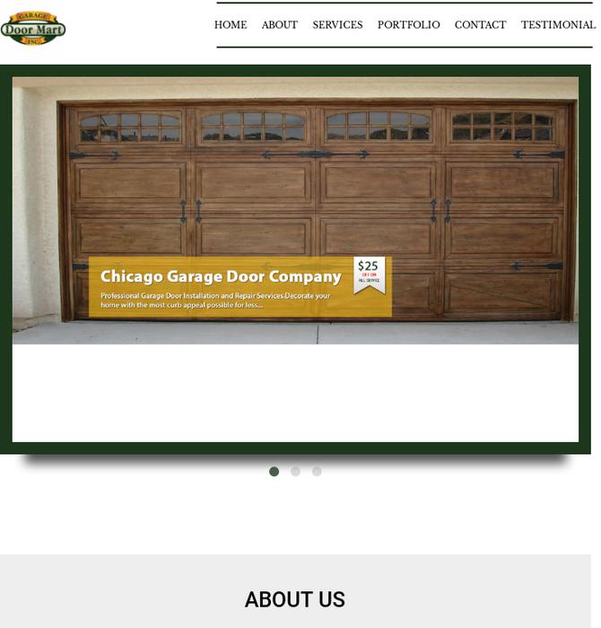 Mix · Garage Door Mart Inc   Chicago Garage Door Company
