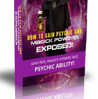 Mix How To Gain Psychic And Magick Powers Exposed Book Pdf Free