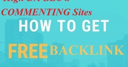 bipinseo · high DA blog commenting sites · Posts