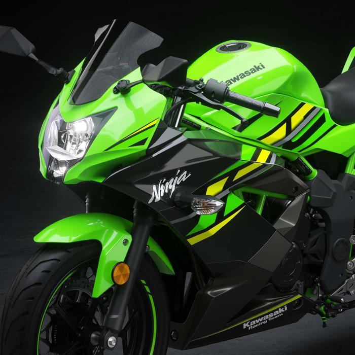 Mix 2019 Kawasaki Ninja 125 5k Wallpapers