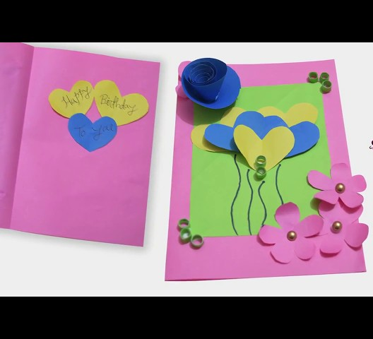 Mix Beautiful Handmade Birthday Teachers Day Card Idea Diy