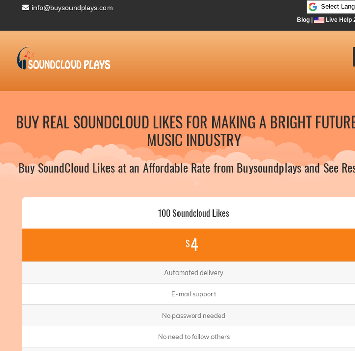 Mix · Buy SoundCloud Likes – Buy SoundCloud Likes Cheap - $4 for 100