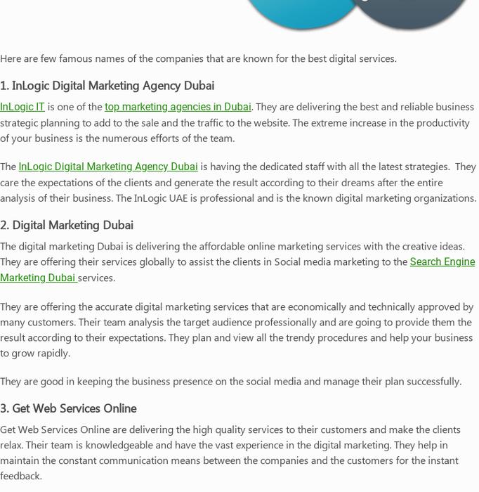 Mix · 20 Top Digital Marketing Companies in Dubai and SEO Expert Dubai