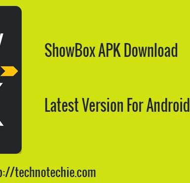 latest version of showbox apk for android