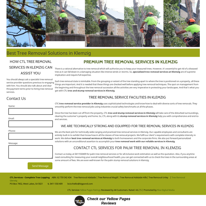Mix · Tree Removal Services Klemzig, Tree Removal Expert Klemzig