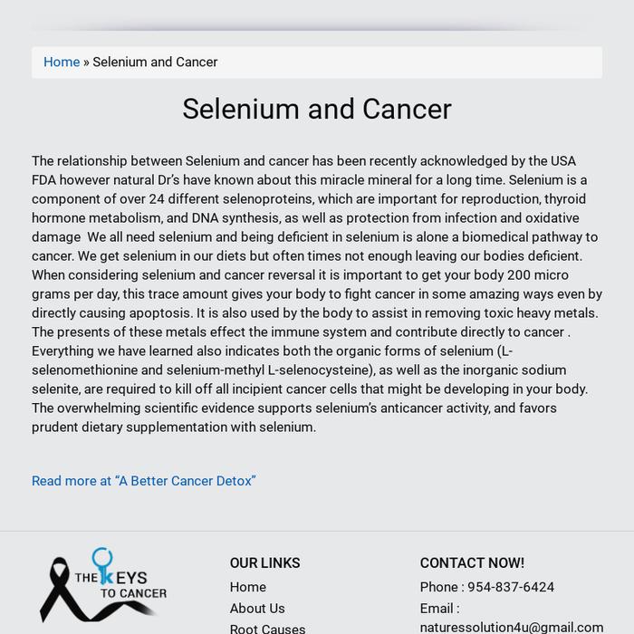thekeystocancer · Posts