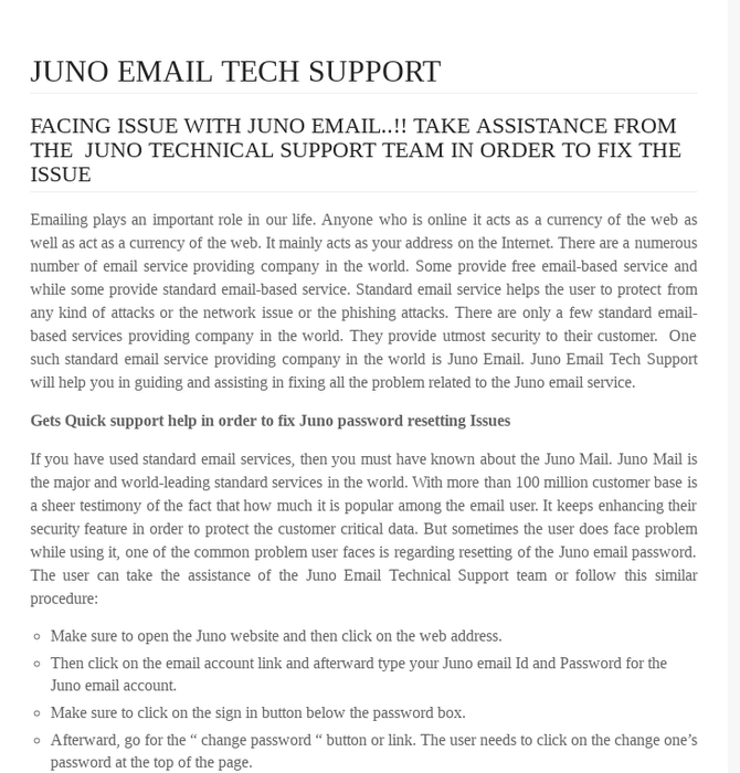 Mix · Juno Email Tech Support Call 1-888-653-7308 Technical