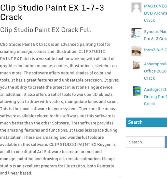 clip studio paint ex mac download