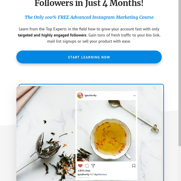 Mix · Instagram Authority by JARVEE – Start Boosting