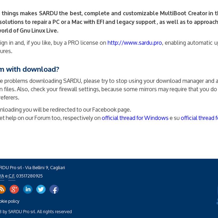 sardu download