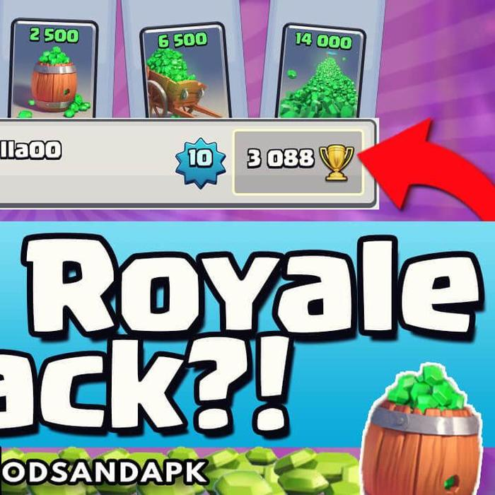 Mix Unlimited Everything Clash Royale Hack Mod Apk And Cheats