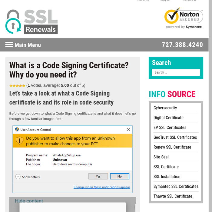Mix Code Signing Certificate What Is It Why You Need It
