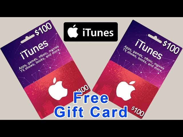 How To Get Free Itunes Gift Cards Codes - Classycloud co