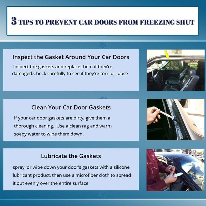 Mix · Tips on how to keep your car running in the coldest
