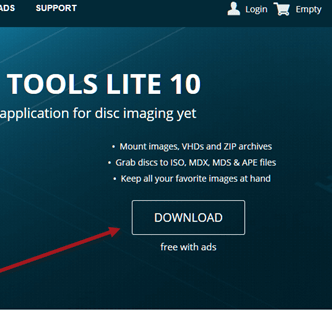 free download daemon tools for windows 10 64 bit